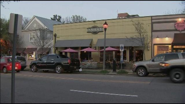 Glenwood South bars and restaurants attract crowds.