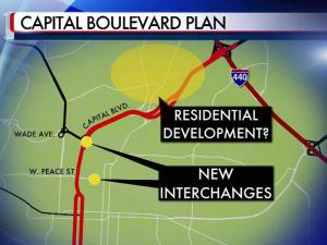 Raleigh City Council is preparing to vote on a plan to upgrade the city's busiest gateway.