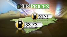 IMAGES: Border residents take advantage of gas tax disparity