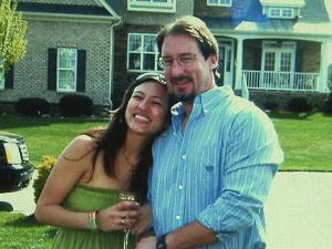 Greg Taylor and daughter, Kristen Puryear