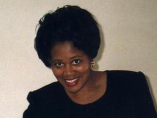 Vivian Moore Leak was 47 when her body was found inside a burning garage in Durha.