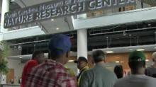 IMAGES: Uptick in at-will workers worried science museum leadership
