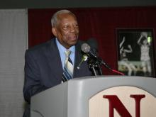 Chancellor Emeritus Dr. LeRoy T. Walker, photo courtesy of North Carolina Central University