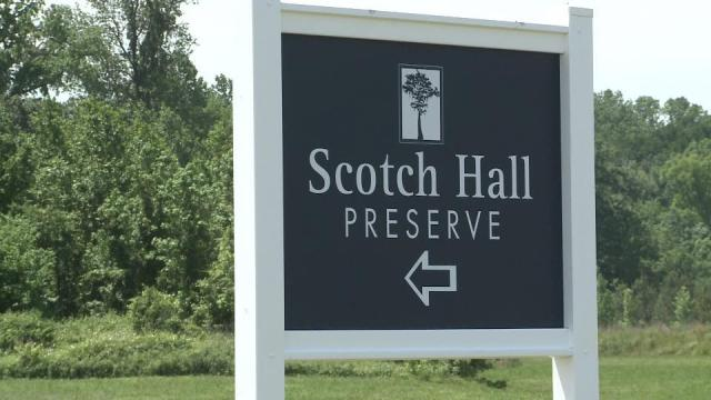 Scotch Hall Preserve could be built on clues to the Lost Colony.
