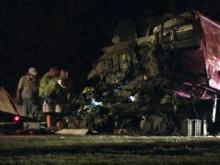 Fire chief: Fatal I-95 wreck was 'horrific'