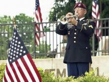 Fayetteville remembers vets, POWs, MIAs