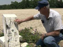WWI grave found in empty Sampson County farm field