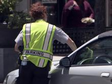 Raleigh parking enforcement, parking ticket, meter maid