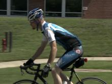 Cyclists pedal 250 miles for juvenile diabetes