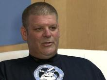 Fayetteville baseball coach recovering after grill explosion