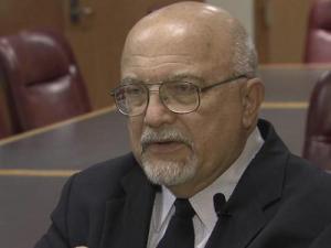 North Carolina State Crime Laboratory Director Joseph John