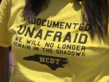 Illegal immigrant, Undocumented and unafraid