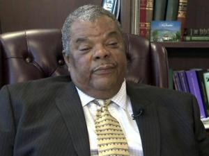 Retired Superior Court Judge Leon Stanback has served as interim district attorney in Durham County since Feb. 1, 2012.