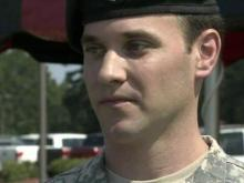 Special Forces honored at Fort Bragg