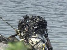 Cary man dies after crashing car into Jordan Lake
