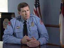 Web only: Raleigh police chief on performance review system