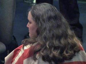 Crystal Worley on July 5, 2012, enters an Alford plea to a charge of voluntary manslaughter in the June 6, 2010, death of James Eldridge Cooper.