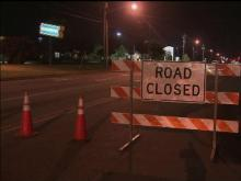 Tower removed, Smithfield roads to reopen