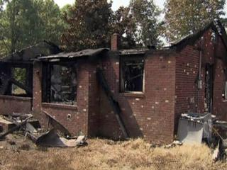 Four vacant homes within a block of each other in east Sanford burned between July 5 and July 8, 2012.