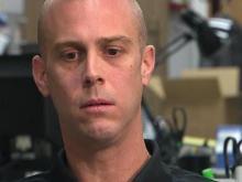 Roanoke Rapids police officer remembers near-death day