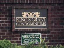 King's Grant condos in Fayetteville