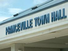 Princeville leaders concerned about town's financial woes