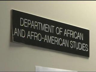 UNC Department of African and Afro-American Studies