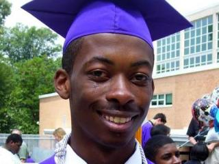 Darrion T. Hicks graduated from Broughton High School in 2009.
