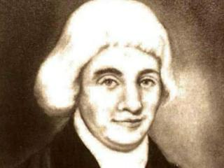 Matthew Dickinson, first president of Louisburg College