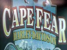Cape Fear Harley-Davidson sign