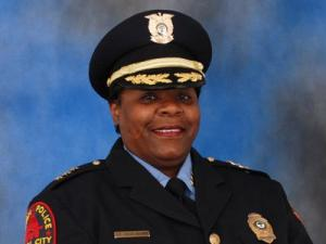 Deputy Chief Cassandra Deck-Brown will serve as interim chief of the Raleigh Police Department while the city looks for a long-term replacement for Police Chief Harry Dolan, who is retiring Oct. 1.
