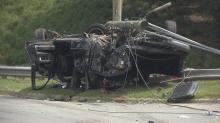 Sampson County crash