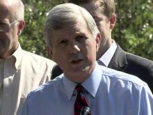 Dalton offers jobs plan for NC