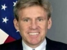 U.S. Ambassador Christopher Stevens