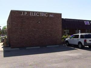 The owner of J.P. Electric is fighting with Fayetteville officials over their attempts to condemn her property so they can build a transit hub on the site.