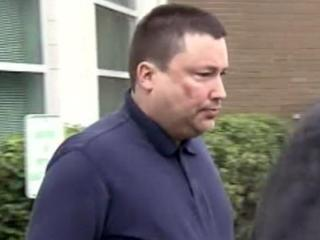 Fayetteville teacher Bradley Norman Dent leaves the Cumberland County jail on Sept. 18, 2012, after being charged with sexually assaulting a 15-year-old.