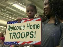 Hundreds of Bragg families welcome 82nd CAB home
