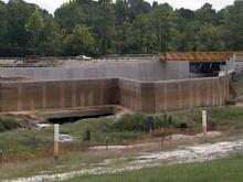 Hope Mills files lawsuit over failed dam