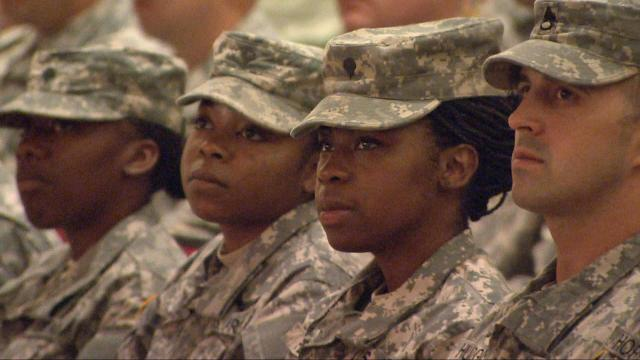A group of legislators who served in the military introduced a round of bills Tuesday that would increase protections and benefits for the National Guard and other service members.