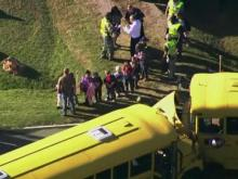 Franklin County bus crash