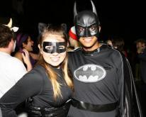 Chapel Hill Halloween bash draws thousands