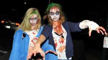 IMAGE: Family-friendly Homegrown Halloween draws thousands; no arrests made