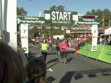 Huge crowd expected for City of Oaks Marathon