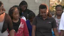 IMAGES: Supporters look for answers in attack on Tarboro child
