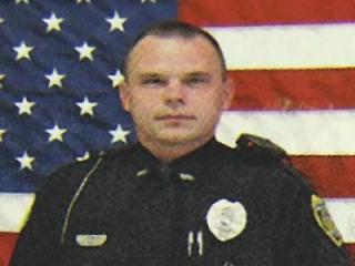 Selma police officer Travis Abbott
