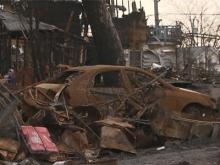 Lejeune Marines offer Sandy victims relief