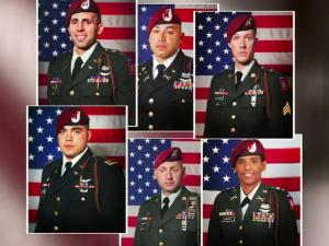 For one year, away from their families and loved ones, soldiers with the Fort Bragg-based 82nd Combat Aviation Brigade fought enemy forces in some of the most dangerous provinces in Afghanistan. Six of them didn't make it home.