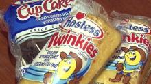 Hostess cupcakes, Twinkies