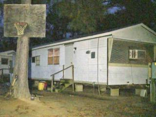 A 4-year-old boy was shot and critically injured during a home invasion on Plantation Lane outside Clinton around 10:30 p.m. Friday, Nov. 16, 2012.