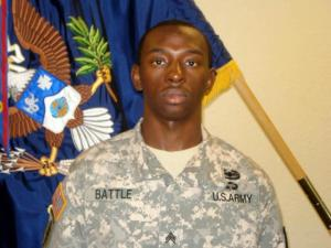 Staff Sgt. Rayvon Battle Jr.